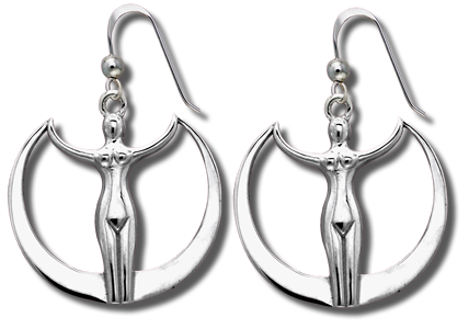 Astra Earrings - Silver