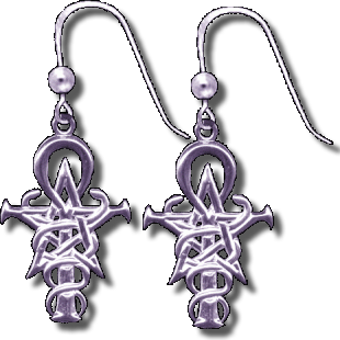 Penkhaduce Earrings - Silver