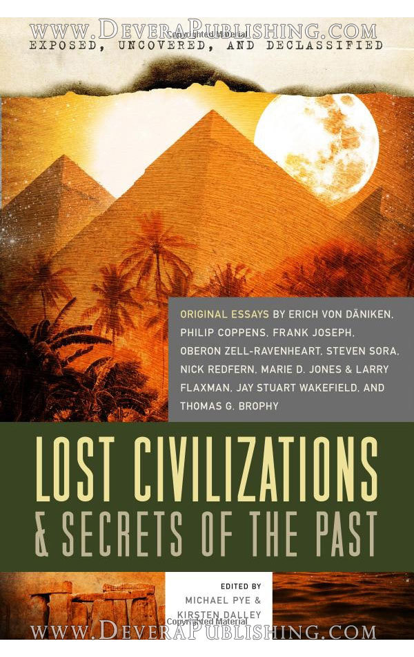 Exposed Uncovered & Declassified: Lost Civilizations & Secrets