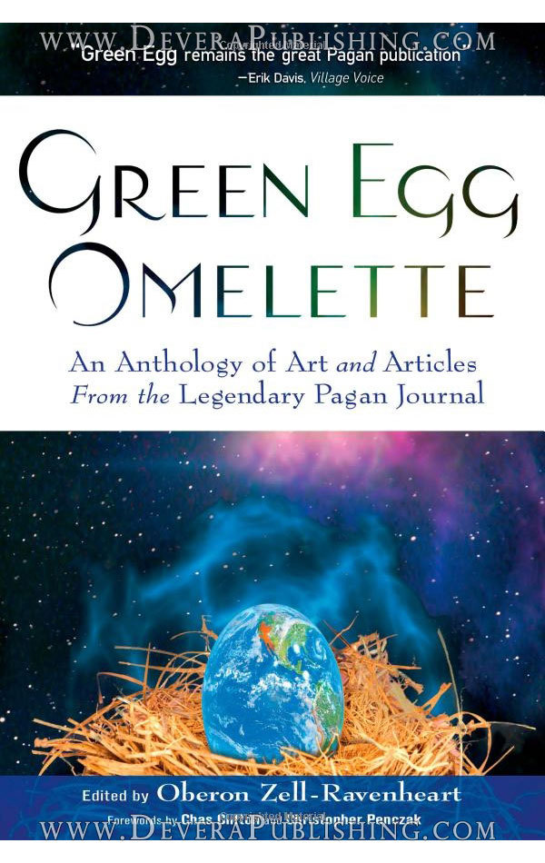 Green Egg Omelette: An Anthology of Art and Articles
