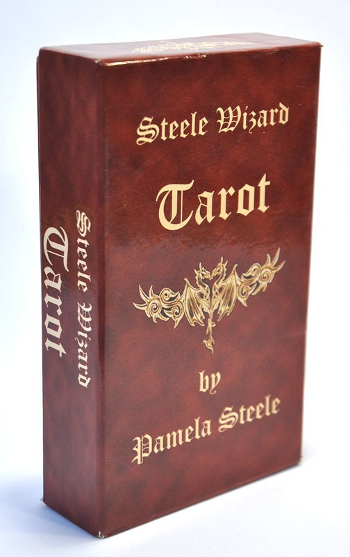 Steele Wizard Tarot Set