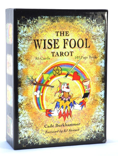 The Wise Fool Tarot