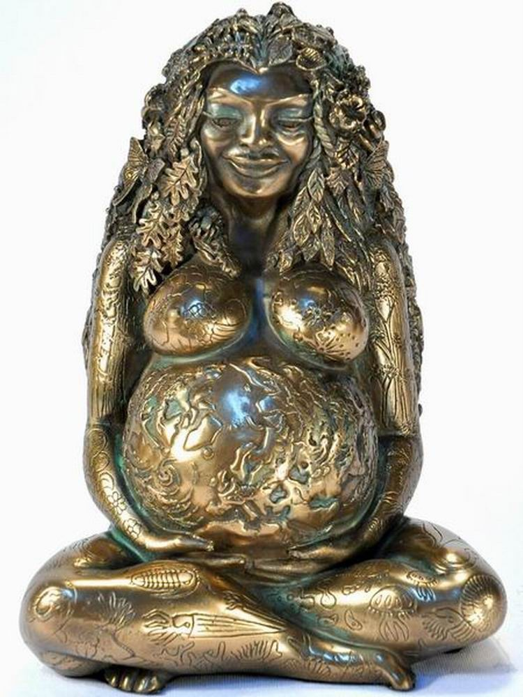 Millennial Gaia - Bronze Version - See listing for details